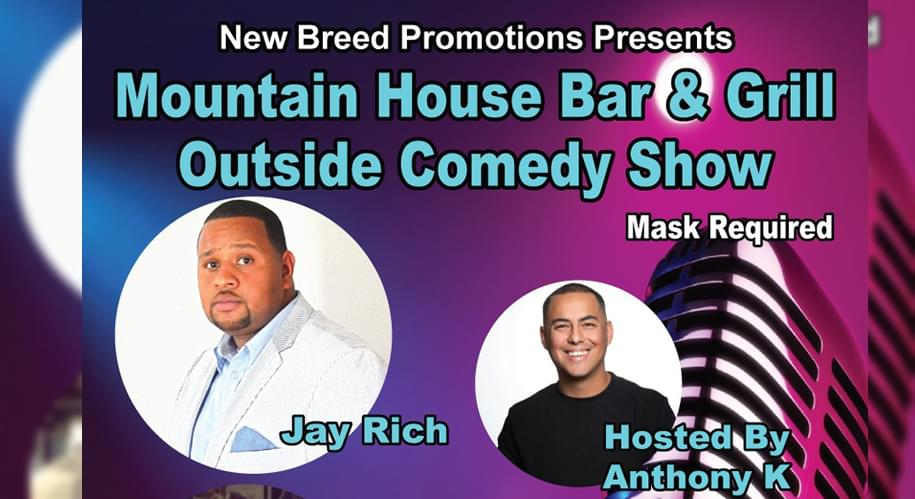 Comedy Show in Mountain House