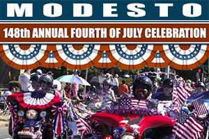 Modesto's Independence Day Parade – July 3rd