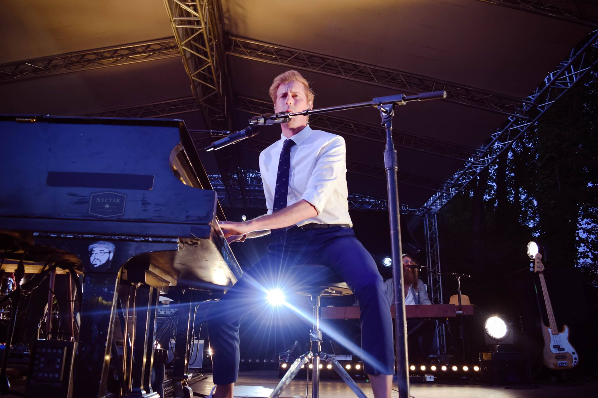 [Photo Gallery/Interview] Andrew McMahon In The Wilderness @ Sharkey's
