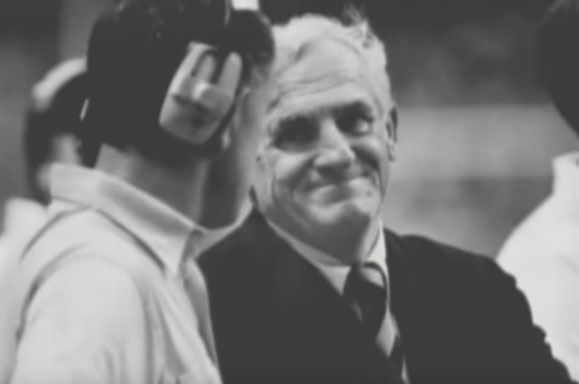 SU coach Dick MacPherson has passed away