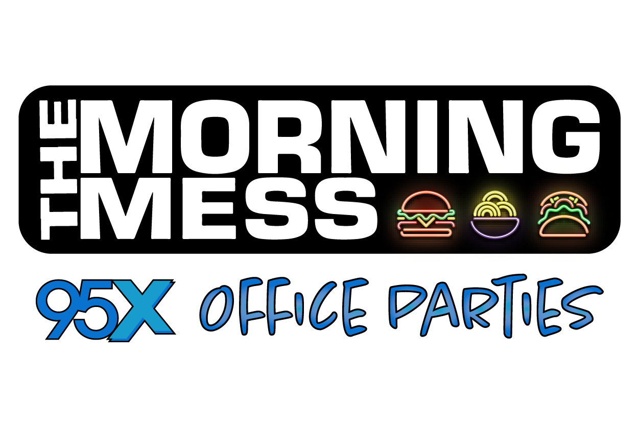 The Morning Mess Office Party | Angry Garlic