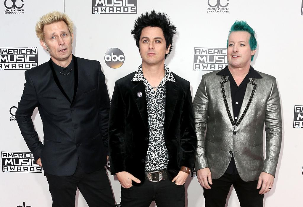 Billie Joe Armstrong Reveals His Favorite Green Day Song