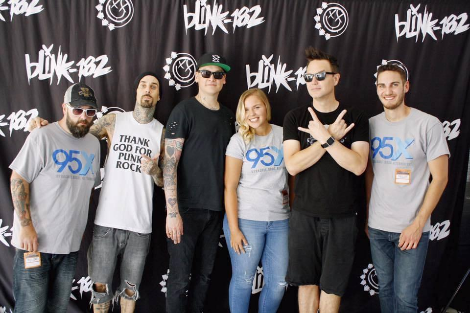 Blink-182 and Lil Wayne are Down For Life
