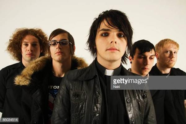 My Chemical Romance Reunion Show Announcements Spark Viral Stat Increases