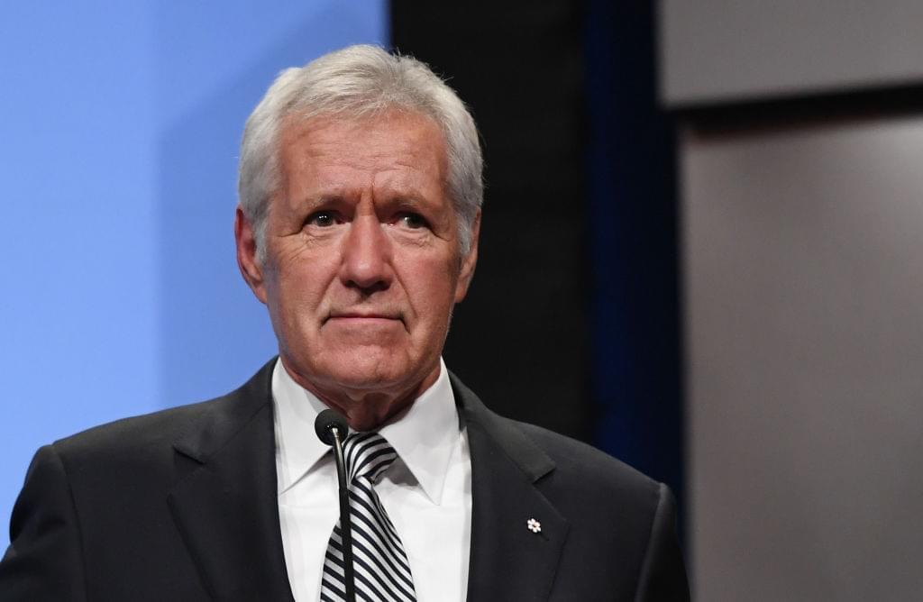 Alex Trebek close to tears from contestant wager, 'We Love You Alex'
