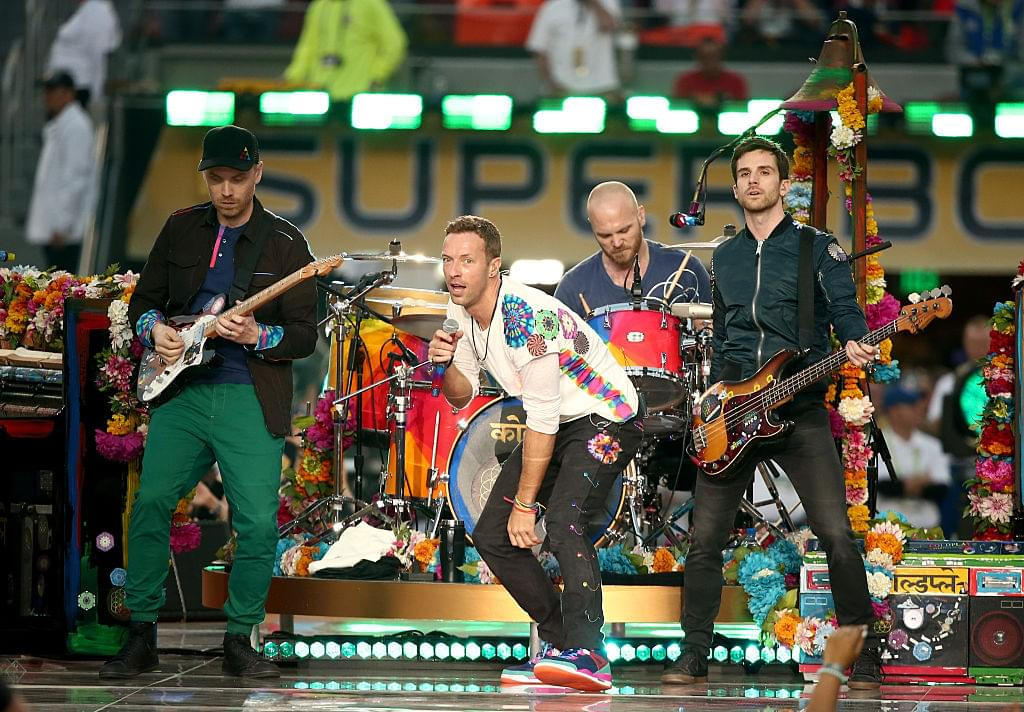 No Tour for Coldplay in Support of Everyday Life