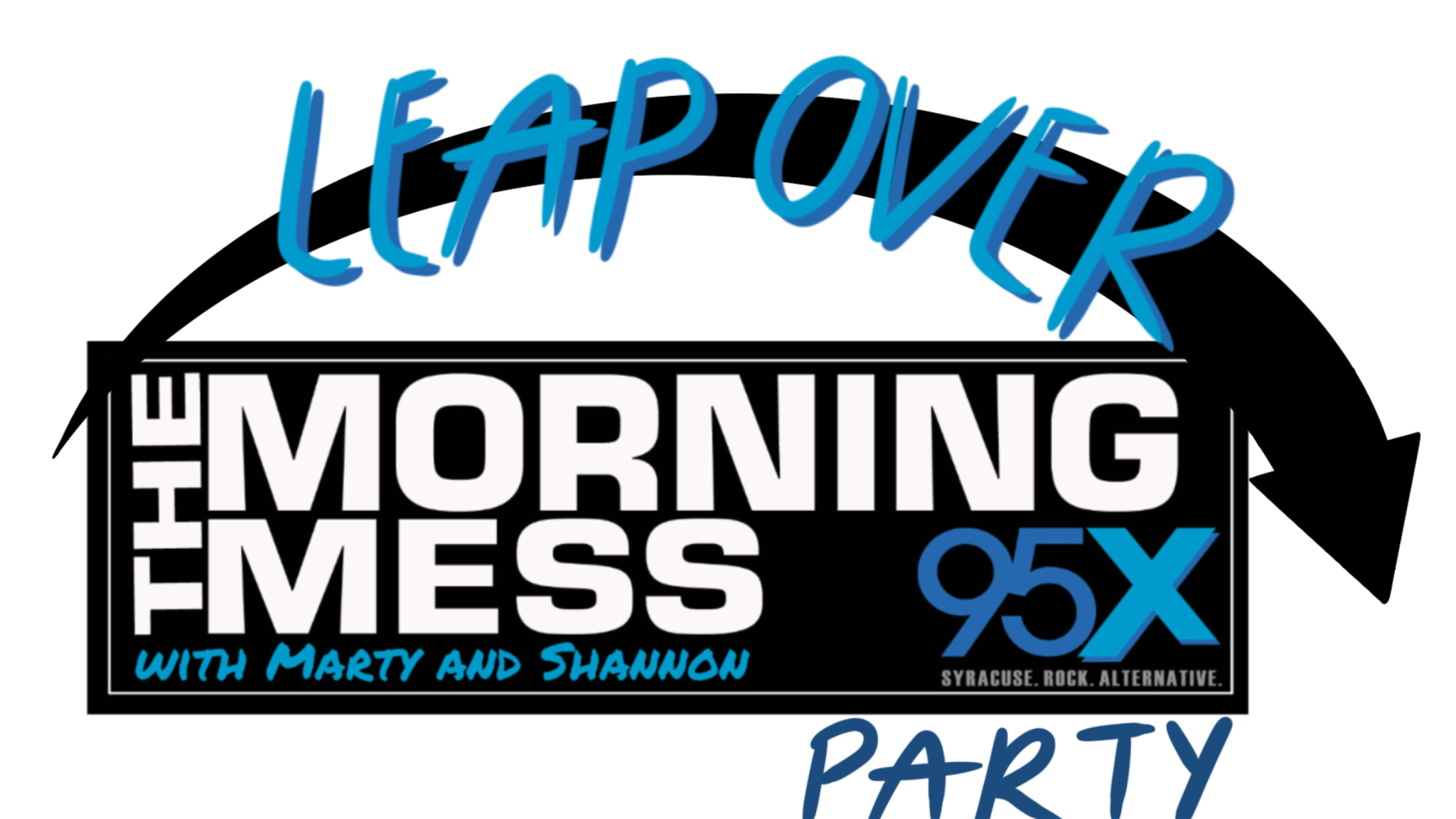 95X Morning Mess Leap Over Hotel Party