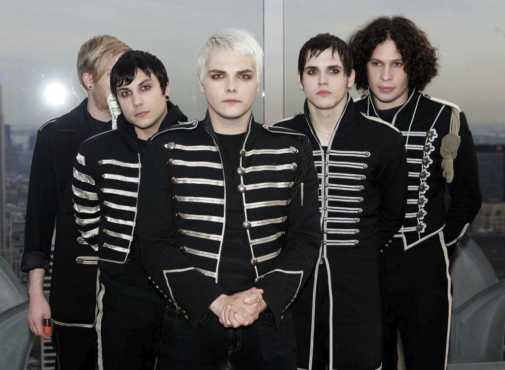 My Chemical Romance Continue Cryptic Message Campaign