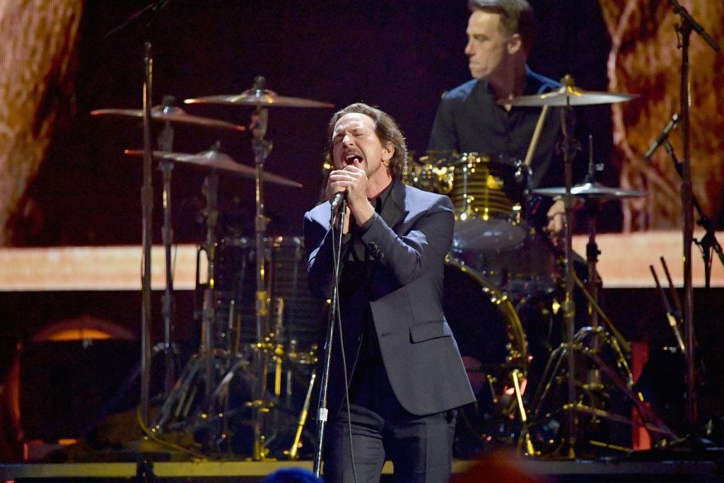 Pearl Jam Drop Gigaton Track Listing