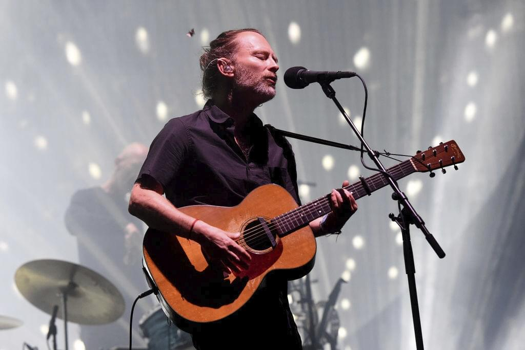 The Radiohead Public Library is Open for Business