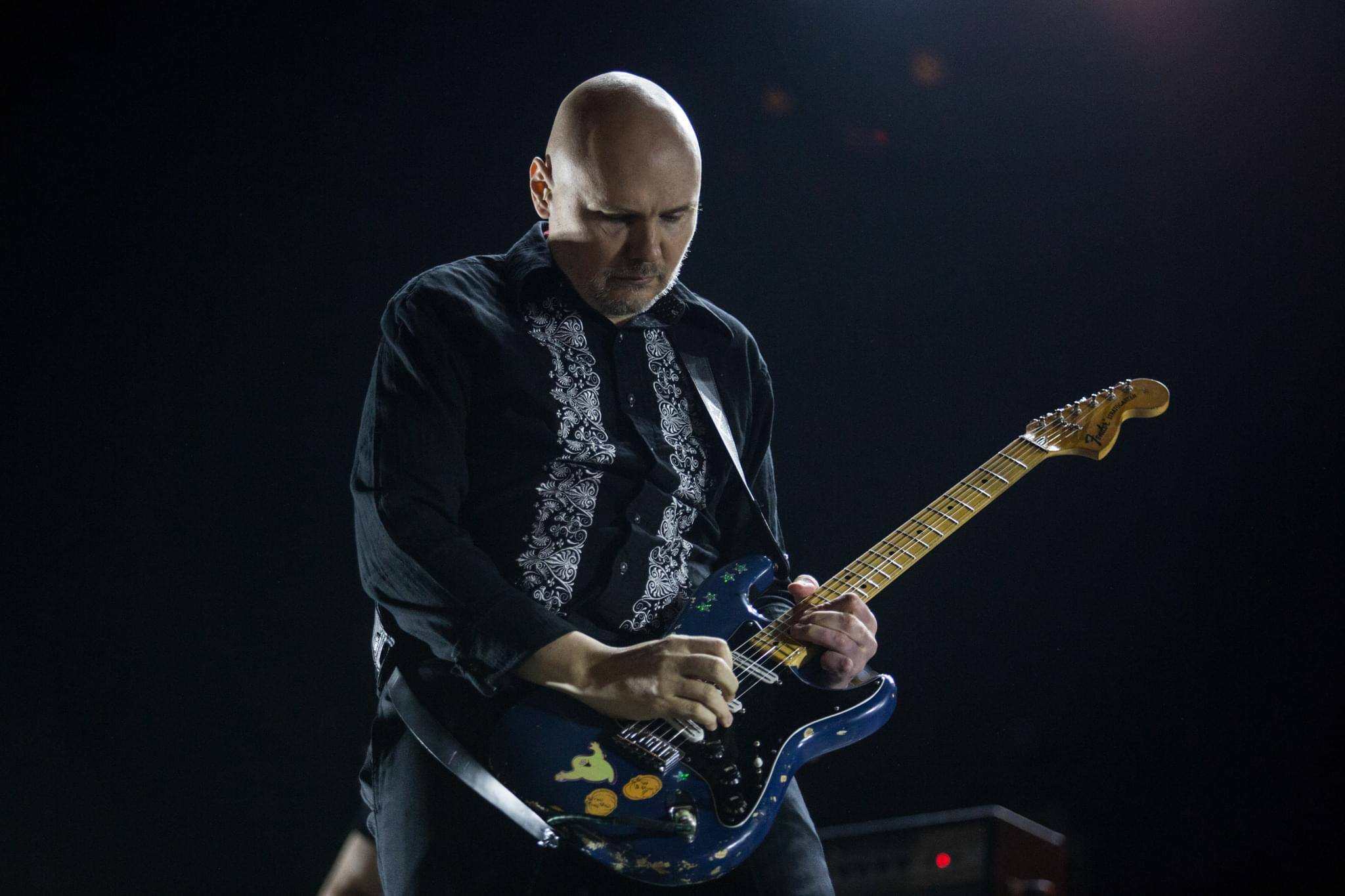 Billy Corgan is Hard at Work on the Next Smashing Pumpkins Studio Album