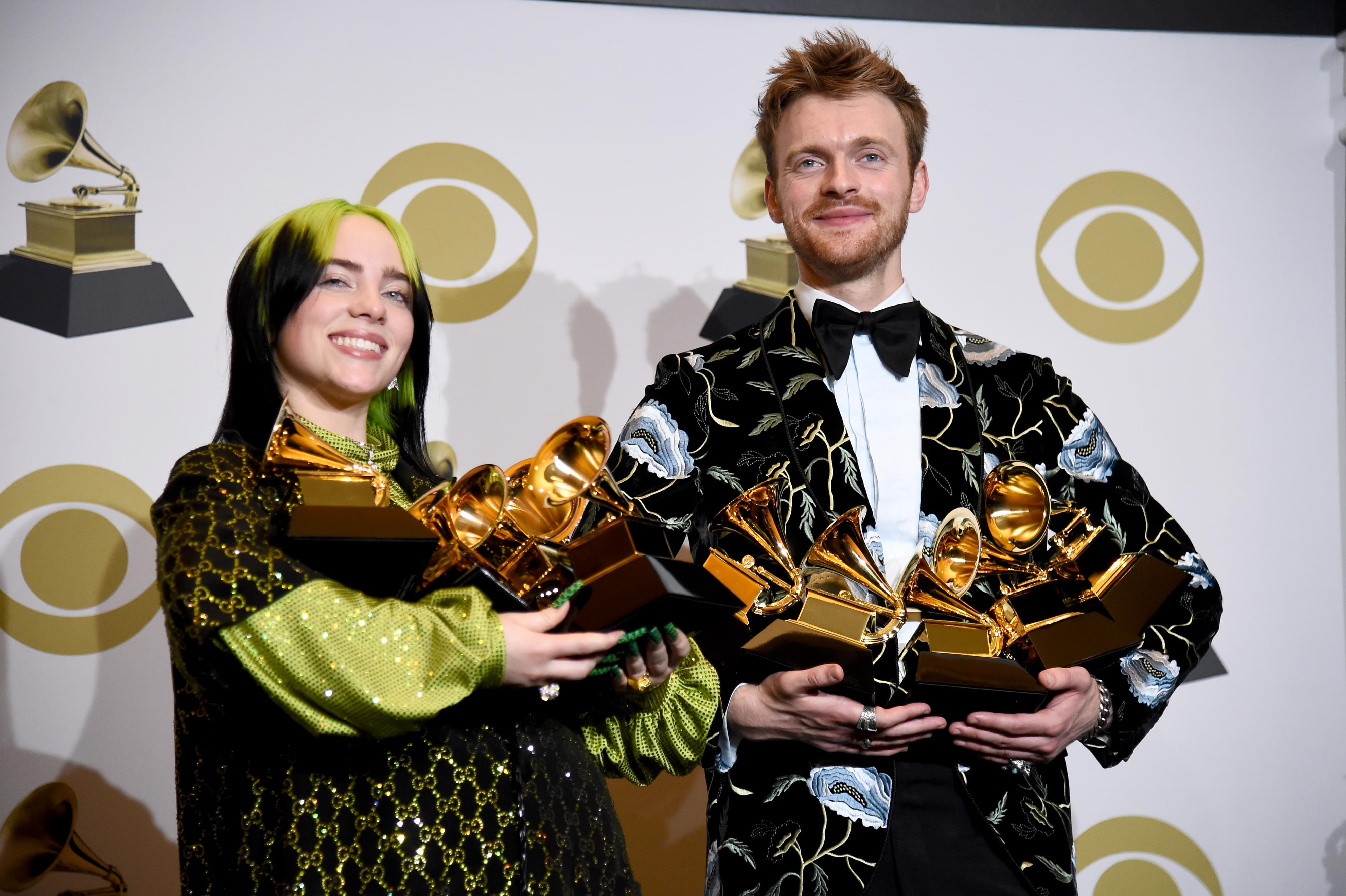 [WATCH] Billie Eilish Sweeps Grammy Awards, Wins 'Big Four'