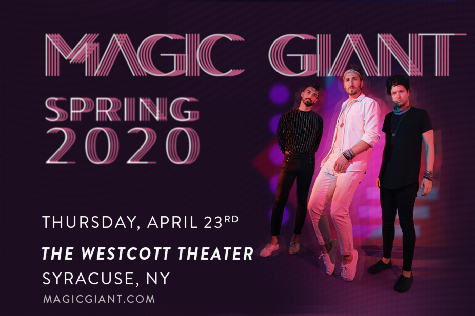 Magic Giant | April 23rd