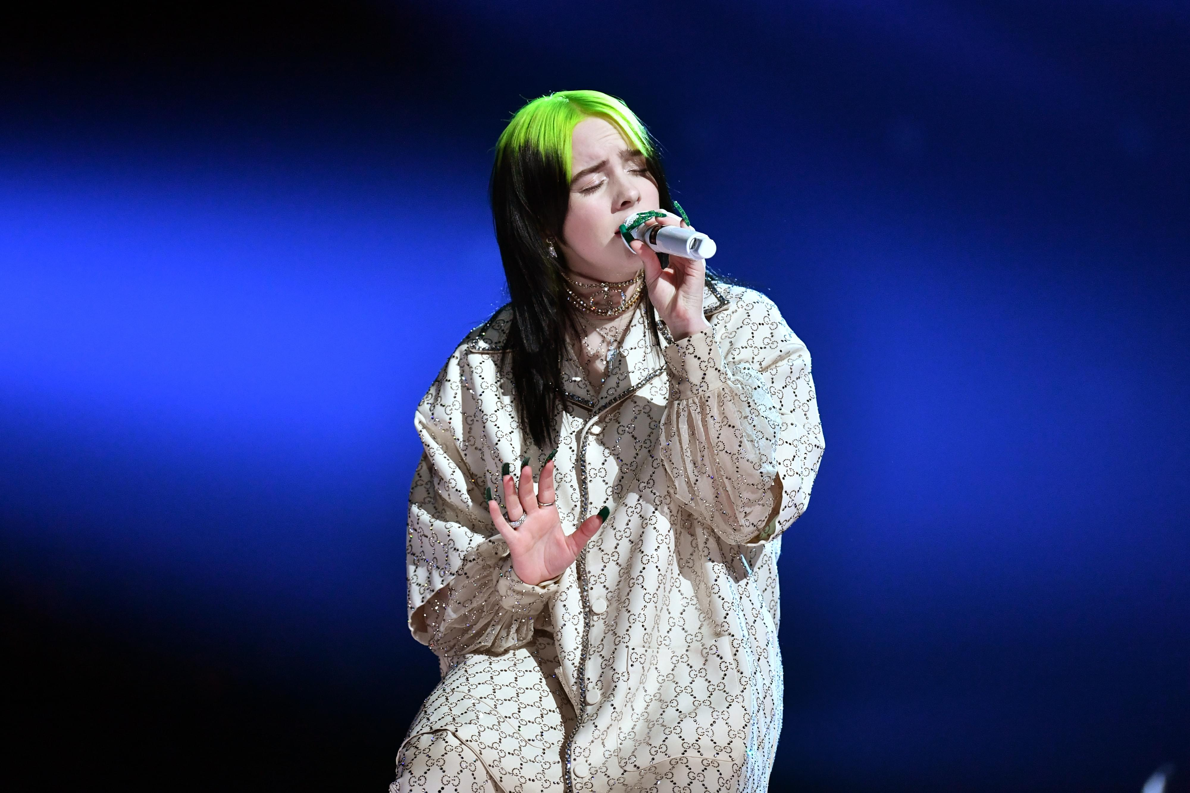 Billie Eilish Keeps Winning