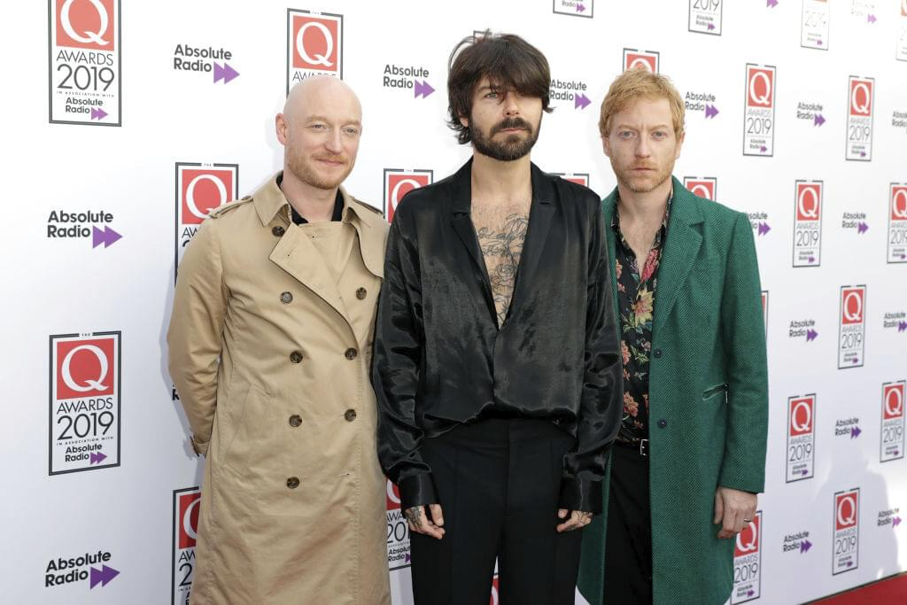 Instant History is Made by Scottish Band Biffy Clyro