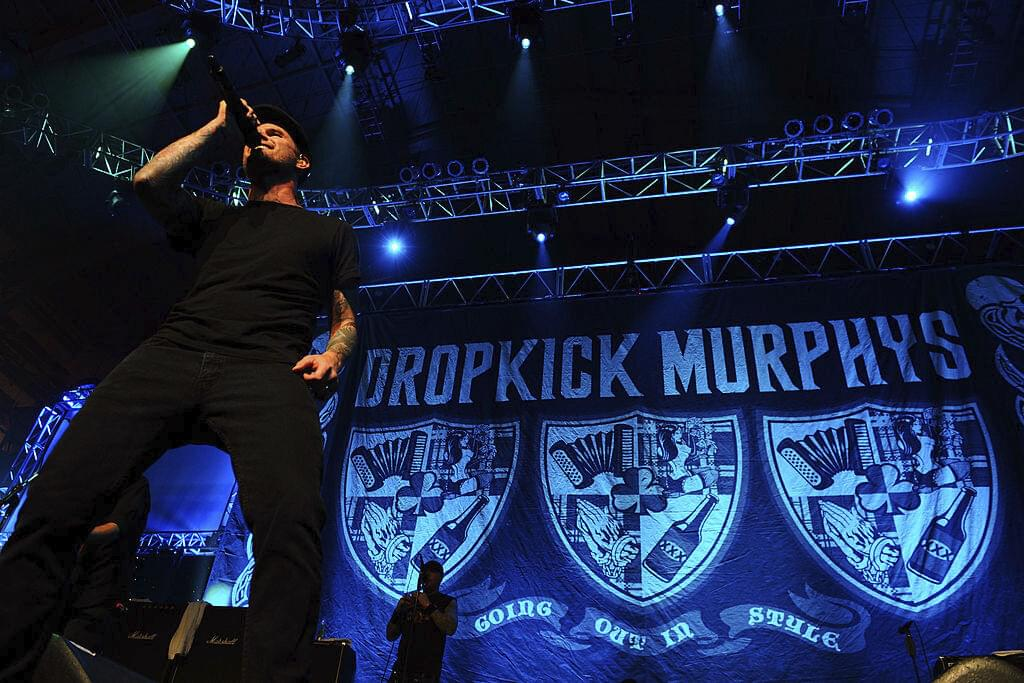 Dropkick Murphys and Rancid Go From Boston to Berkeley Again