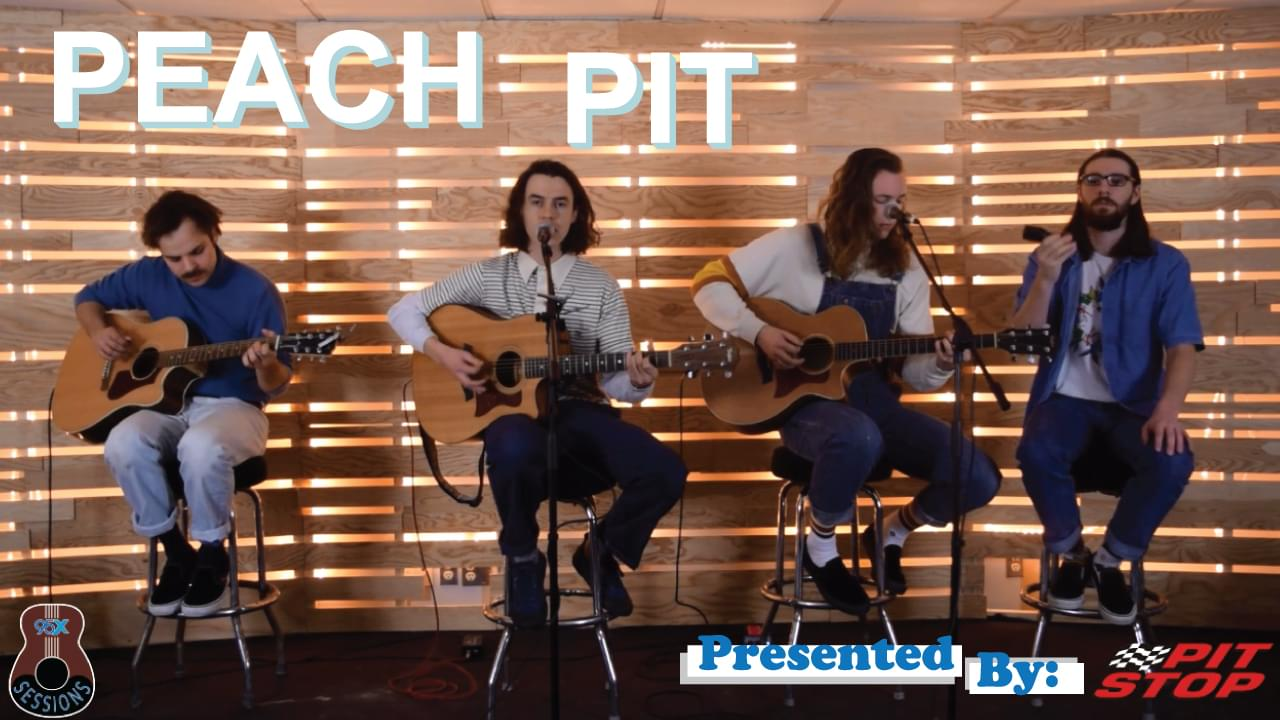 95X Cellar Session with Peach Pit