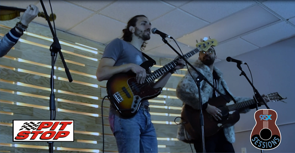 Magic Giant | 95X Sound Lounge Cellar Session