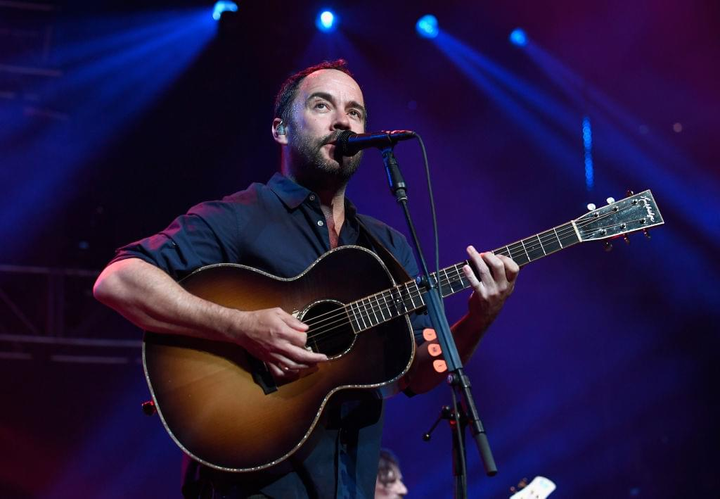 [WATCH]Dave Matthews to Do Live-Stream Thursday