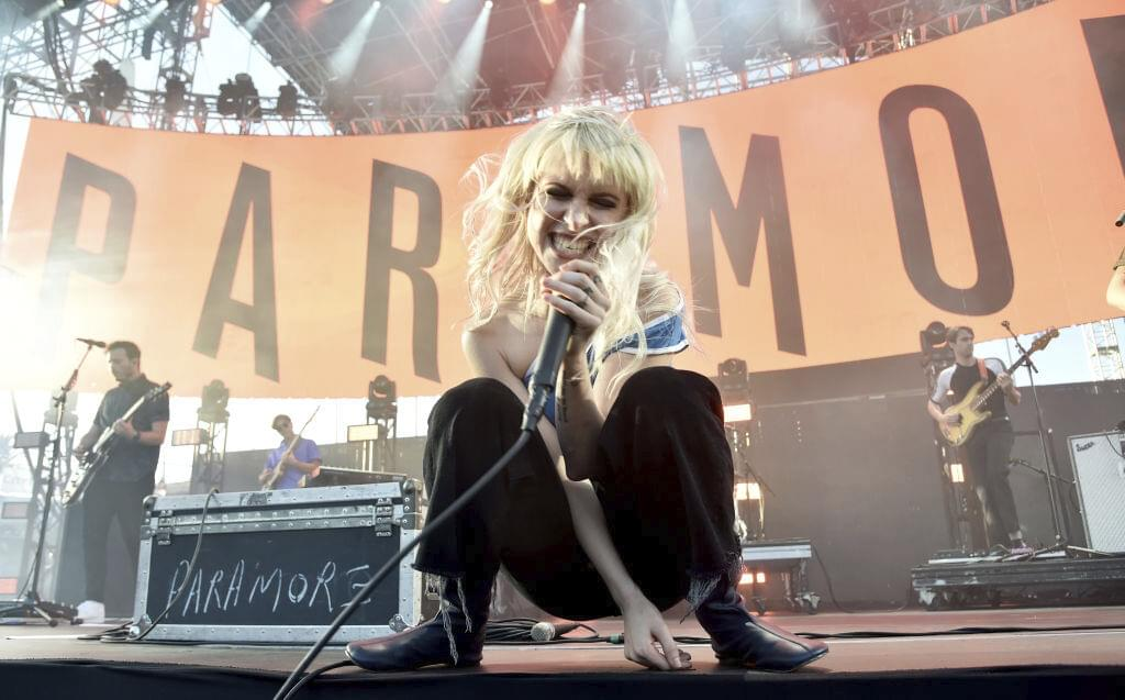 Hayley Williams Drops Another Single for us