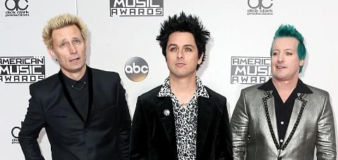 It's Manic Monday for Green Day's Billie Joe Armstrong
