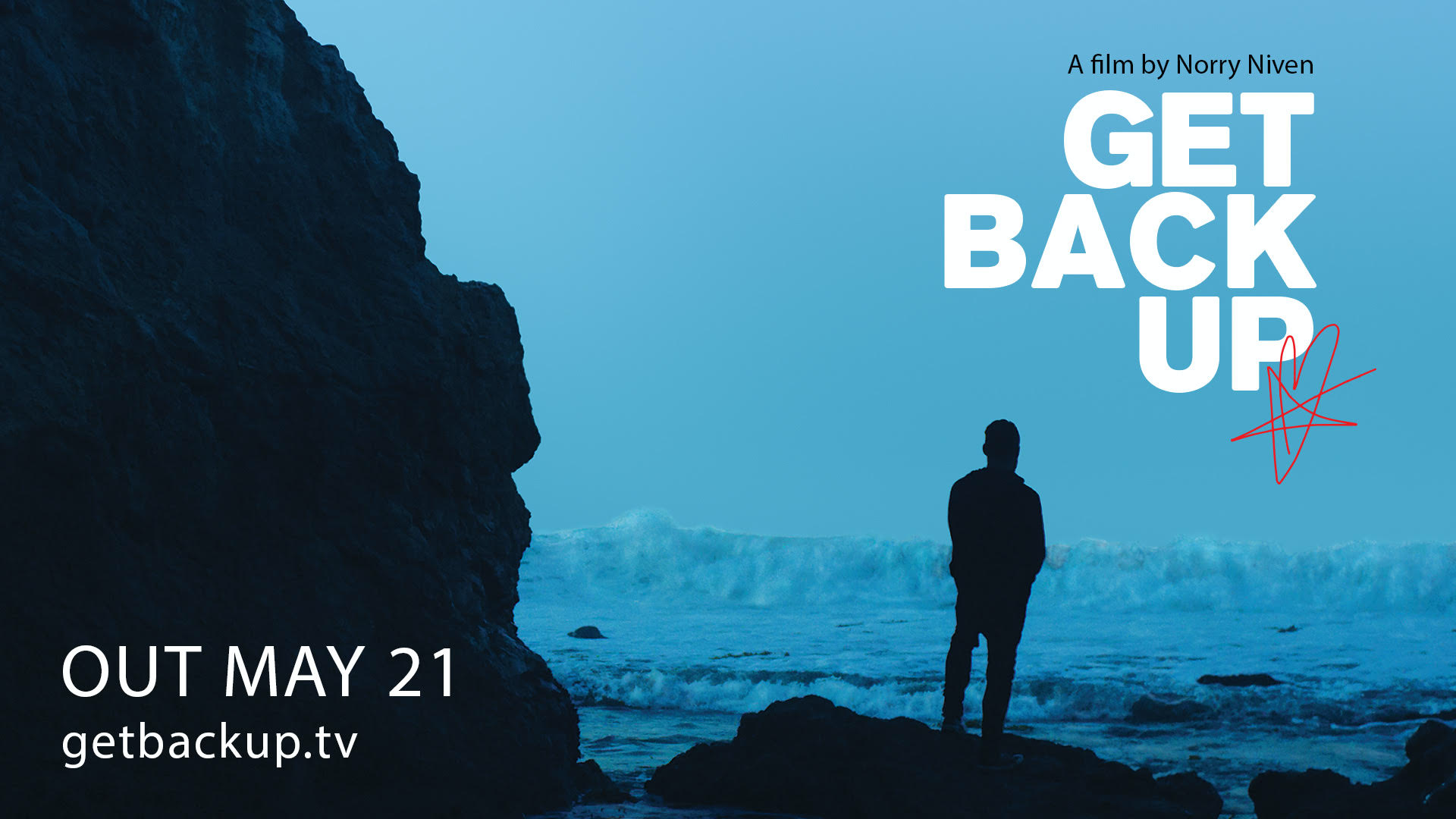"""Win an invitation to watch Blue October's """"Get Back up"""" film 