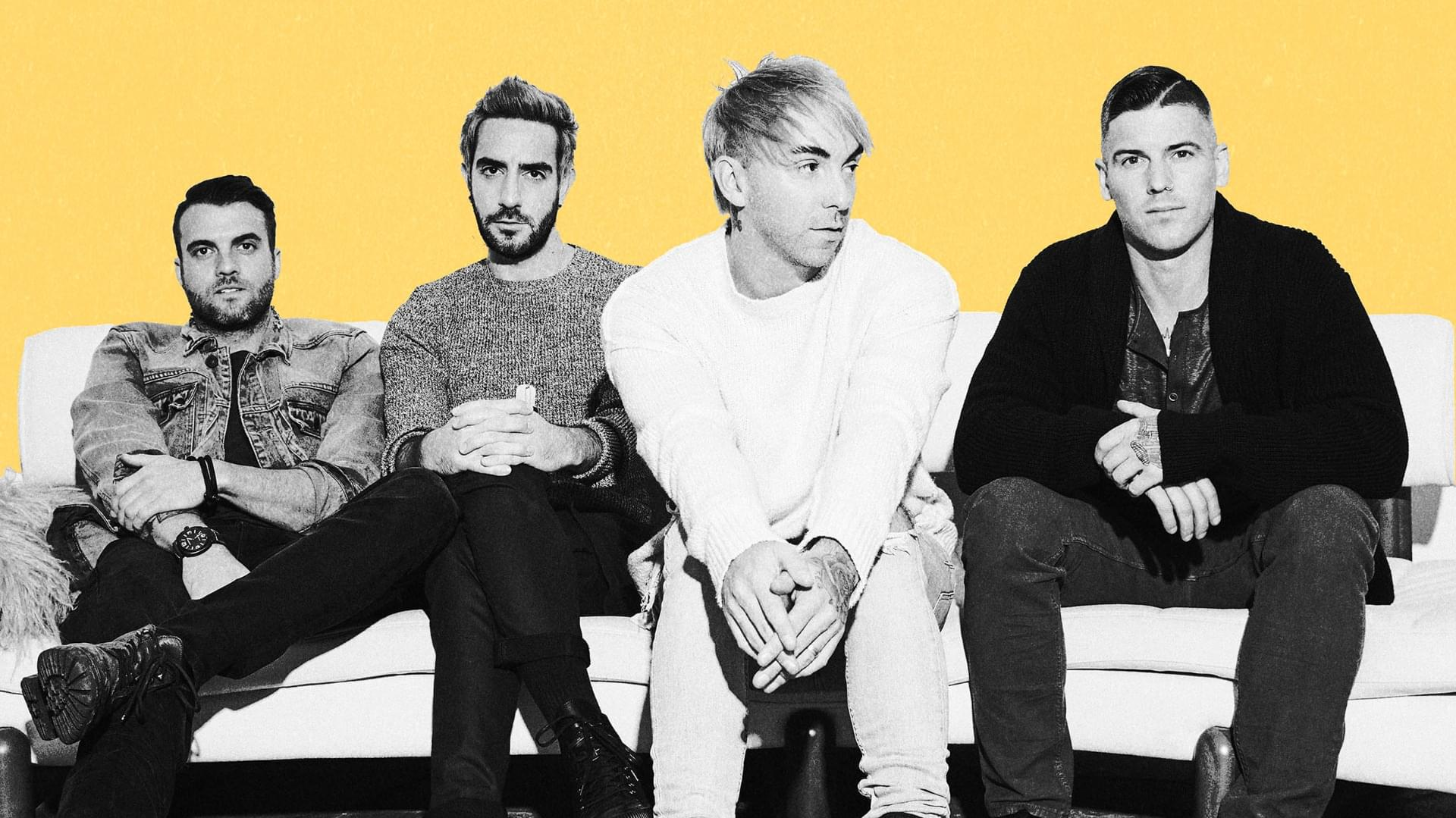 "The Drop:  All Time Low f/t Blackbear ""Monsters"""