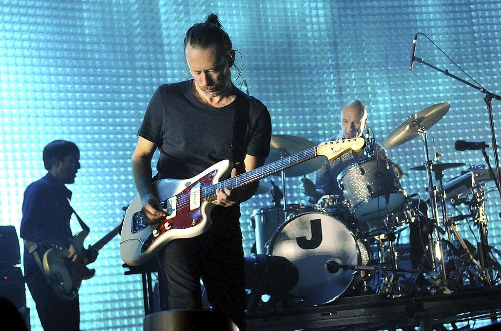 Radiohead to Share Another Live Performance Tomorrow