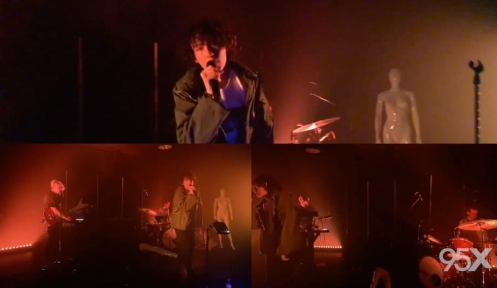 Sub Urban Exclusive Performance | 95X Live