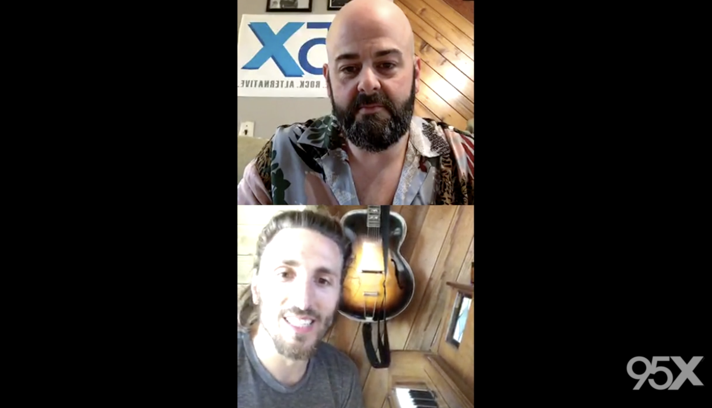Magic Giant talks new music & performs acoustic session | 95X Live