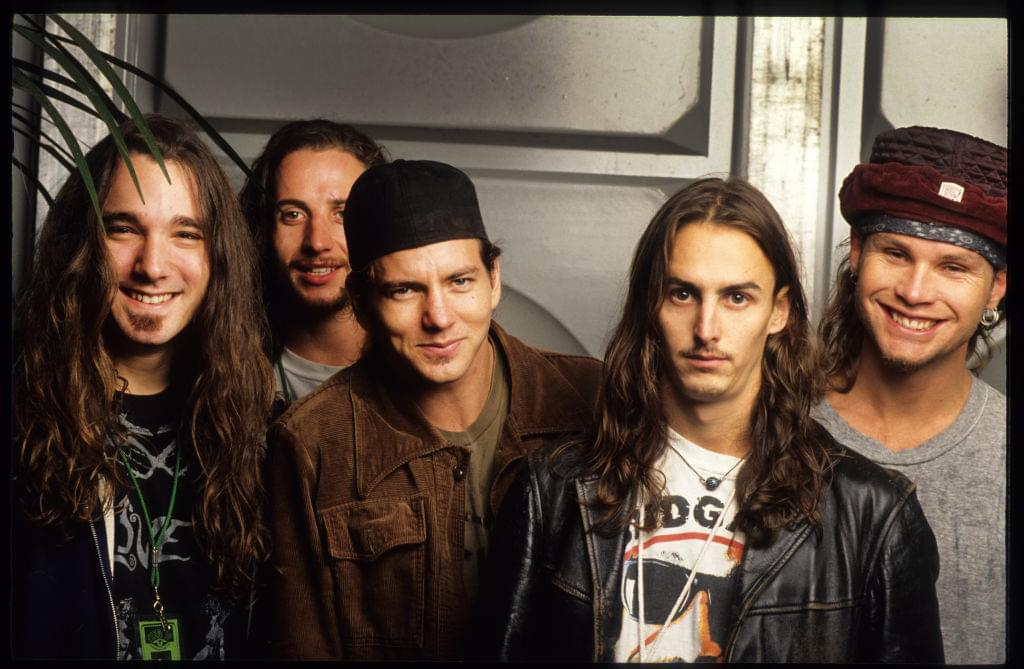 Pearl Jam are Streaming a Live Rarity
