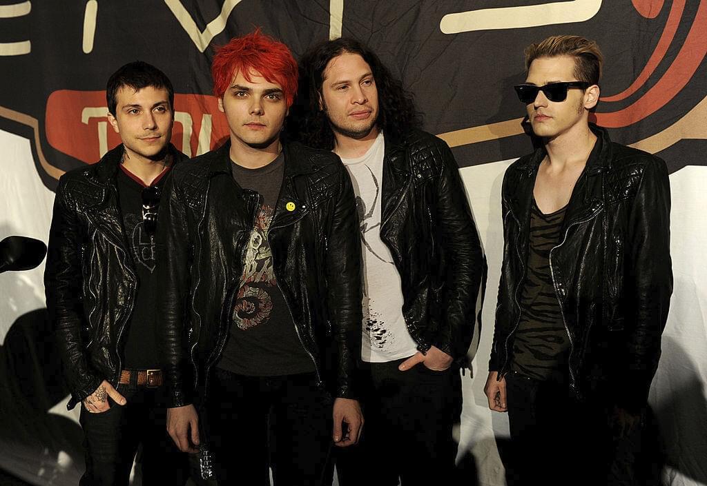 Gerard Way Drops a New Song