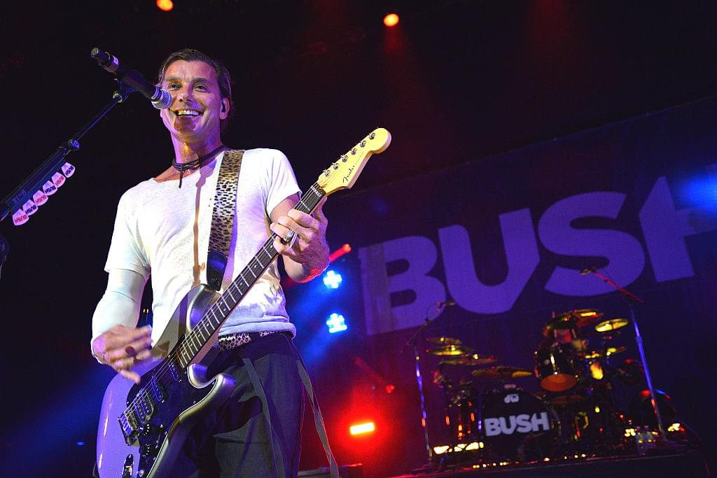 Bush's Gavin Rossdale Details his biggest Disappointments