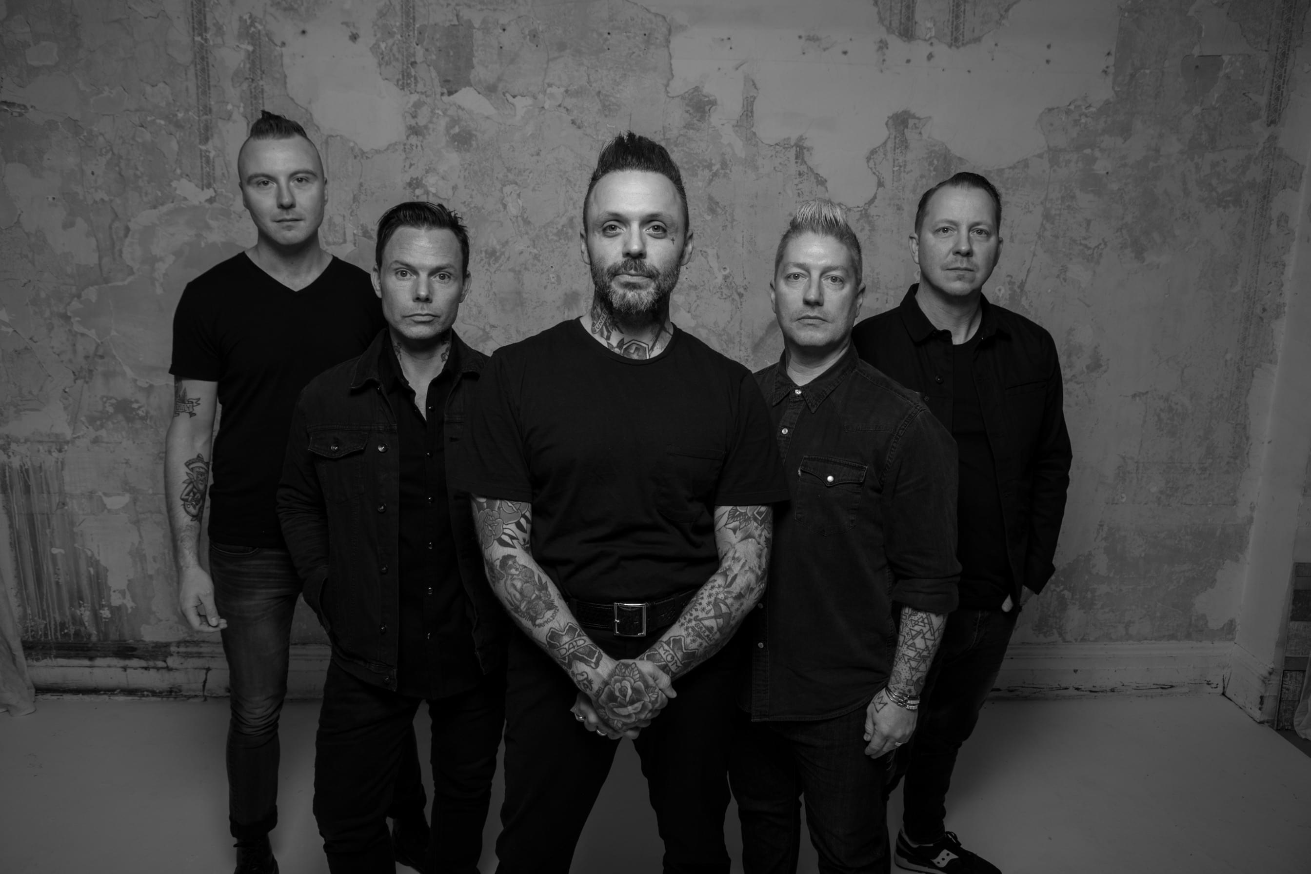 Enter to win tickets to a Blue October livestream concert! | Contest