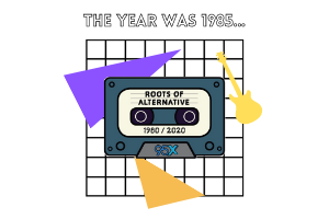 The year was 1985… | Roots of Alternative Podcast, Ep. 6