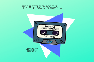 The year was 1987… | Roots of Alternative Podcast, Ep. 8