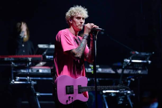 Machine Gun Kelly Makes 13,000 Mistakes