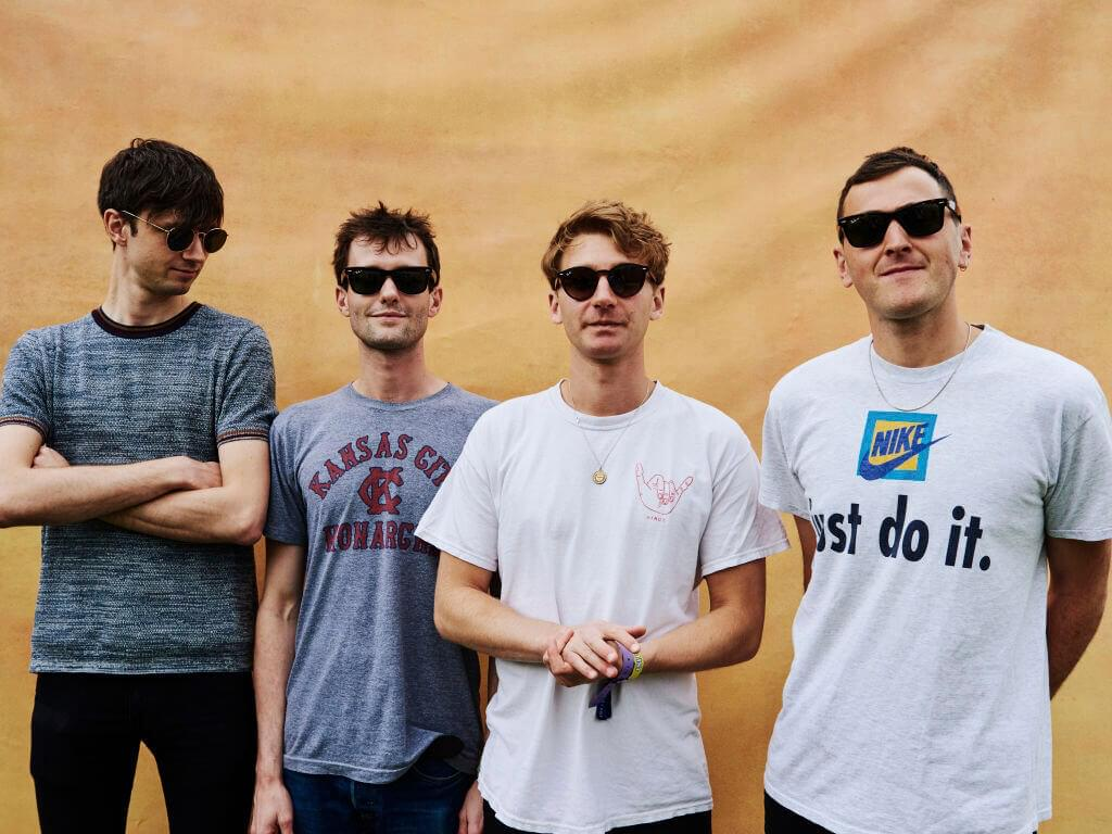 Glass Animals Plan a One-Time-Only Virtual Gig