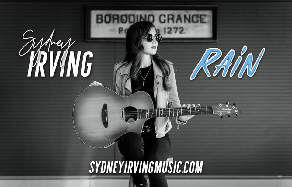 "95X Locals Only Spotlight: Sydney Irving ""Rain"""