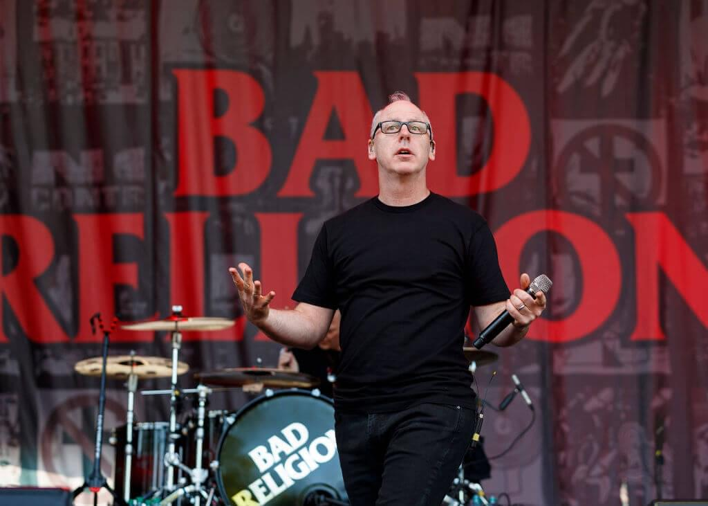 Bad Religion Drop a Timely Single