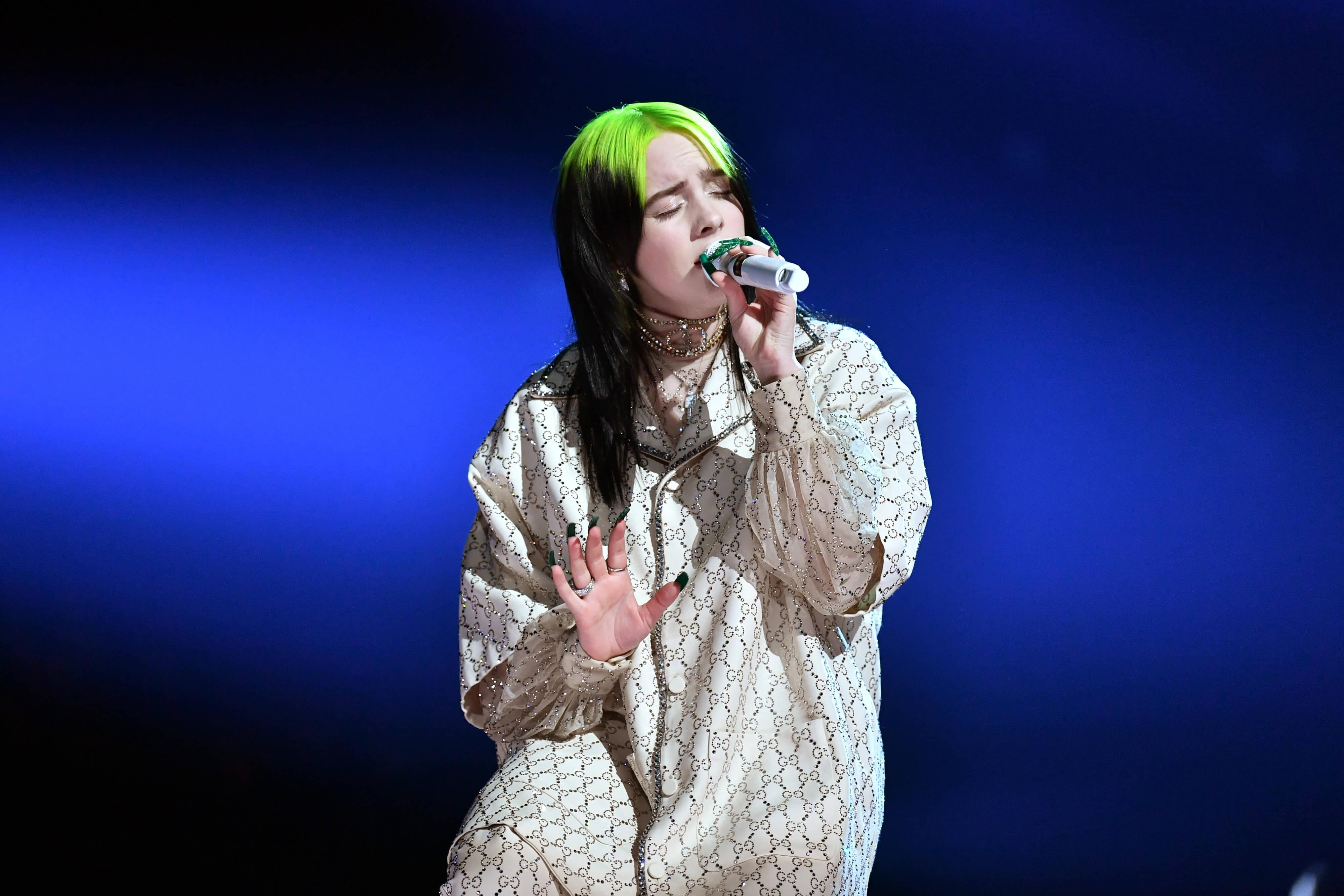 Billie Eilish Reveals More