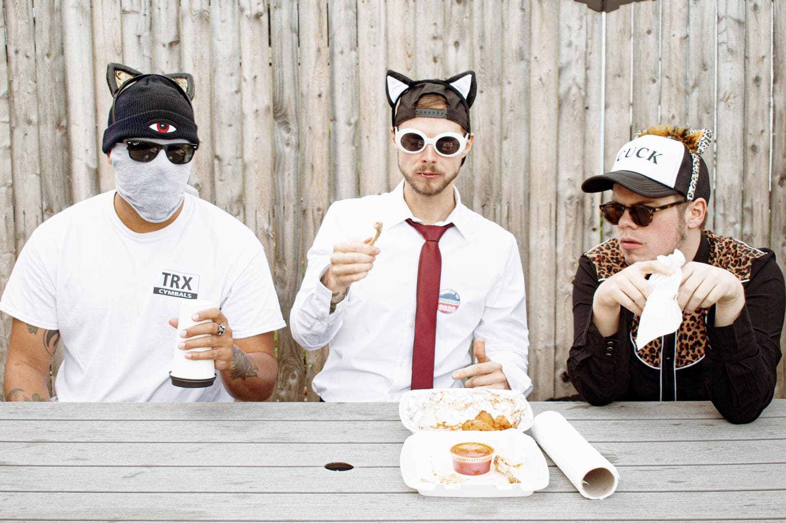 "Locals Only Spotlight: Trauma Cat ""Nostradamus"""