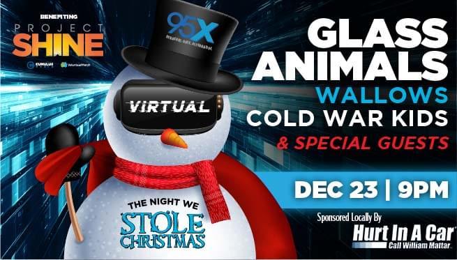 The Virtual Night We Stole Xmas