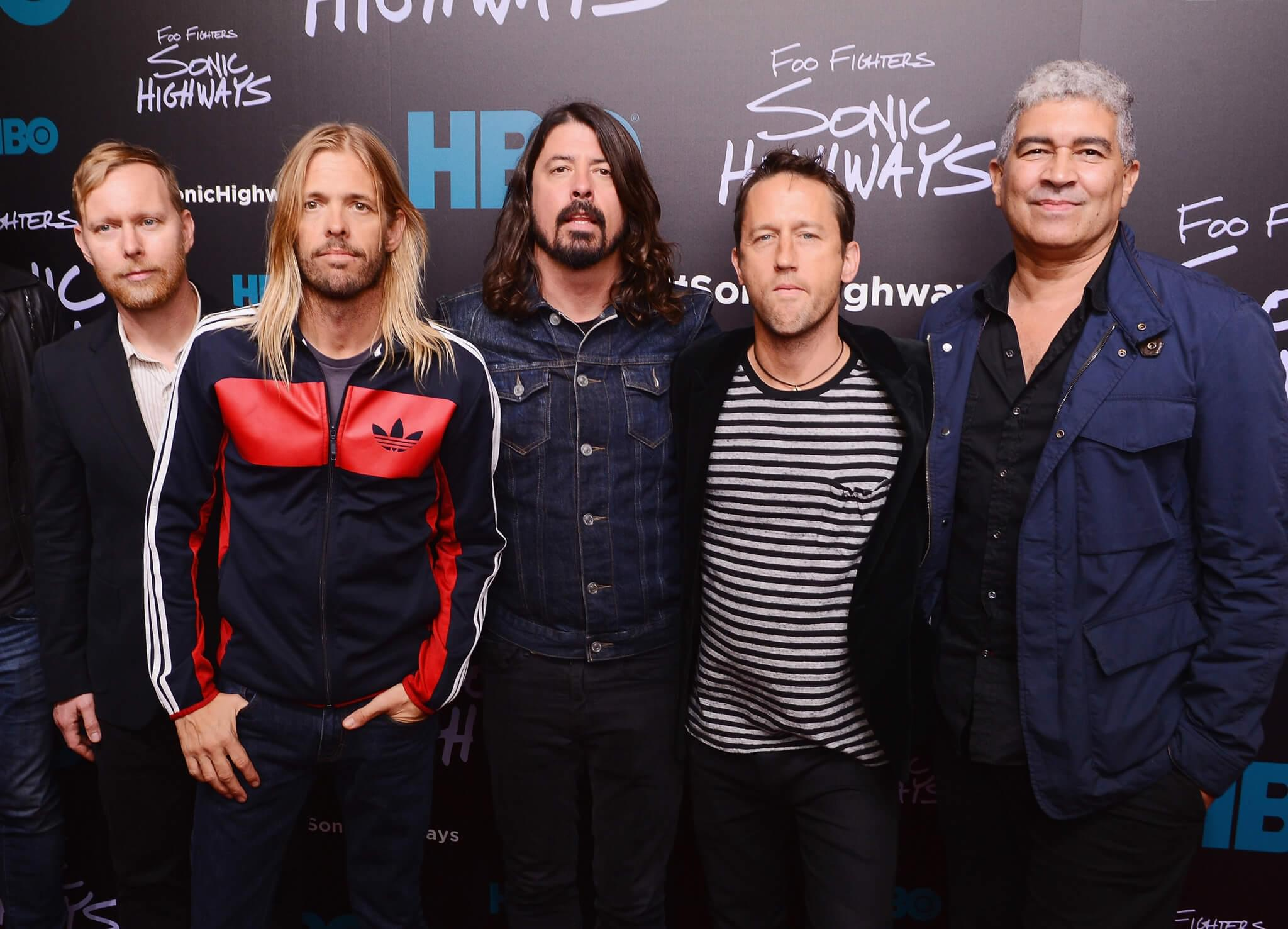 Foo Fighters Doc is Out