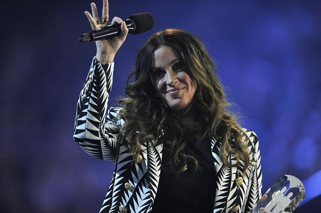 Alanis Remakes Christmas Magic