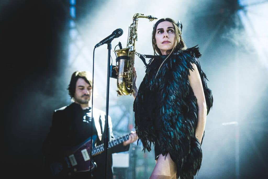 There's Info on the PJ Harvey Doc