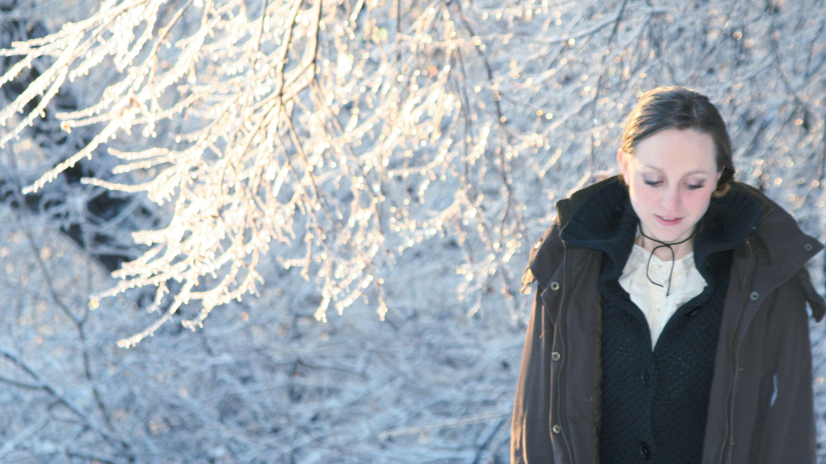 """Locals Only Spotlight: Amanda Rogers """"Winter Butterfly"""""""