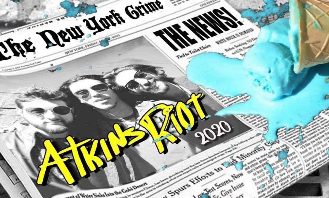 "Locals Only Spotlight: Atkins Riot ""The News"""