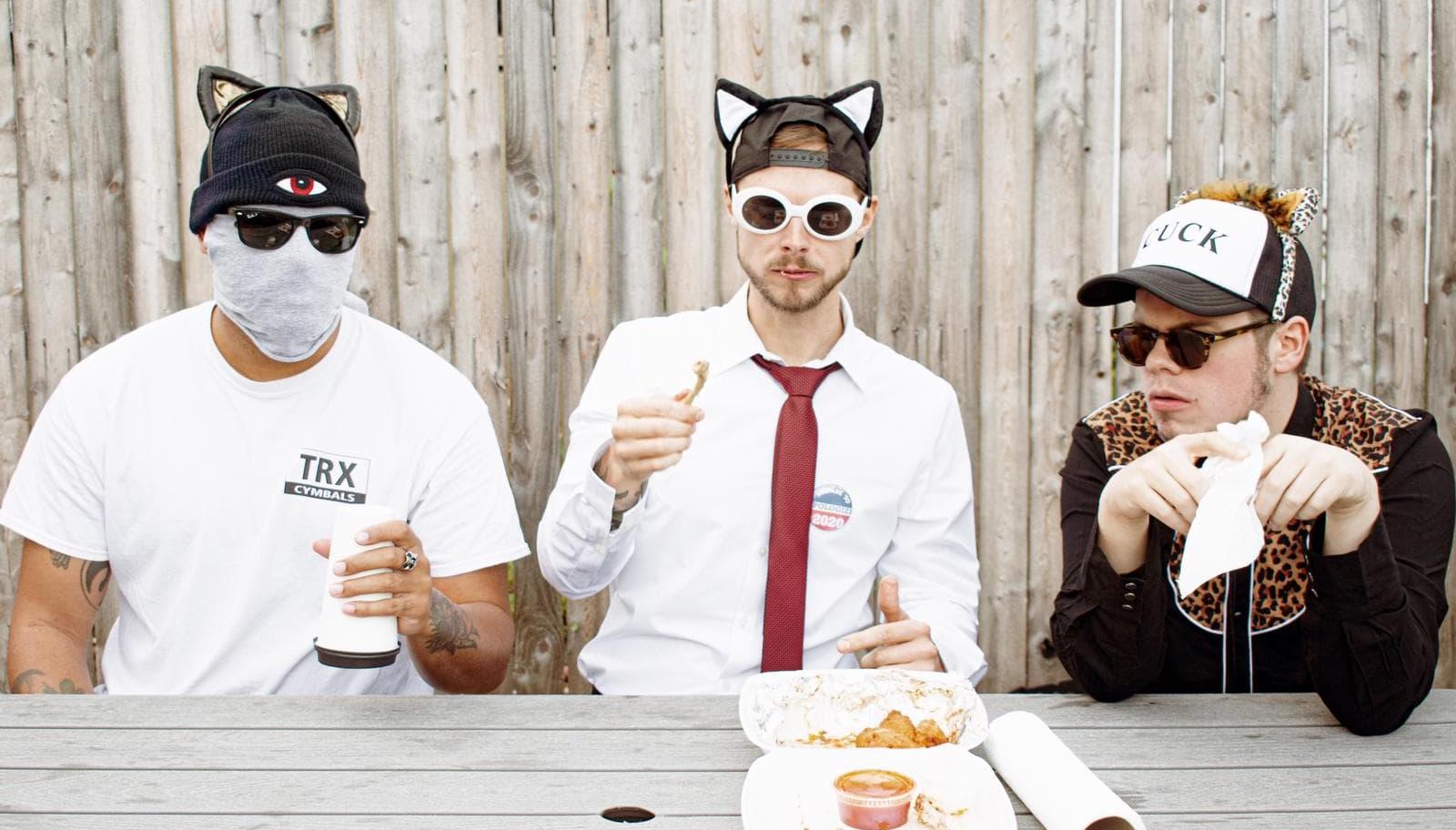 "Locals Only Spotlight: Trauma Cat ""CMND CNTRL"""