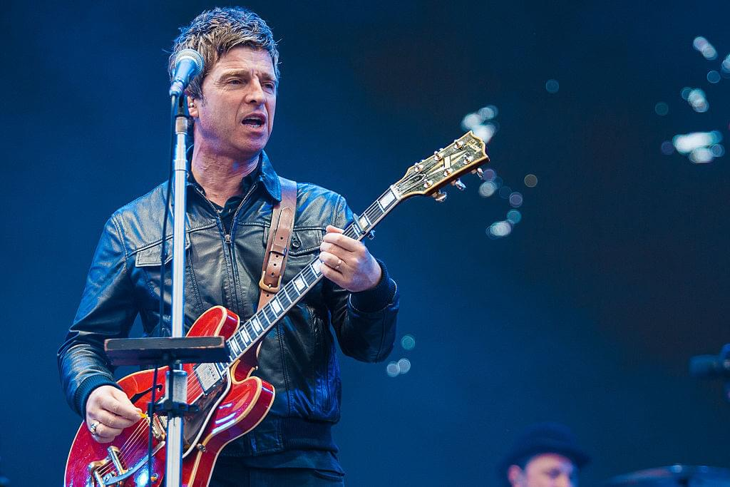 Noel Gallagher's High Flying Birds Drop a Demo
